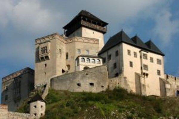 Do majetku kraja patrí aj Trenčiansky hrad