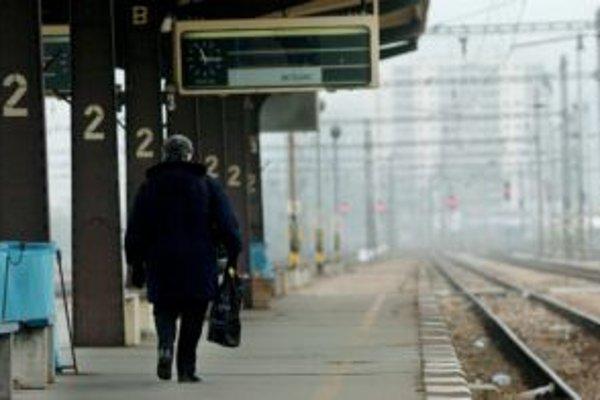 Kríza posunutie rekonštrukcie železnice nespôsobila.