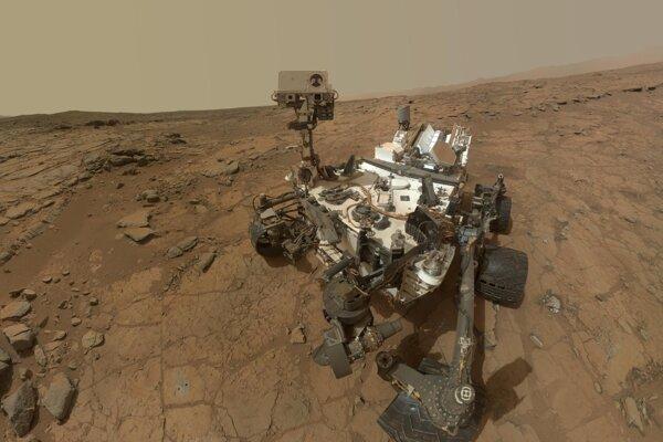 Vesmírne misie mohli kontaminovať Mars.
