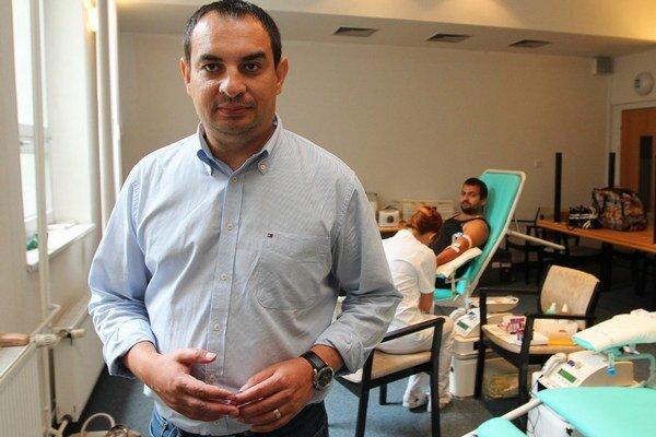 Peter Pollák mal naivné predstavy, hovorí koordinátorka projektu Zdravé komunity.