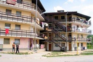 Výstavba sociálnych bytov na Luníku IX