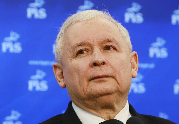 Jaroslawa Kaczynski.