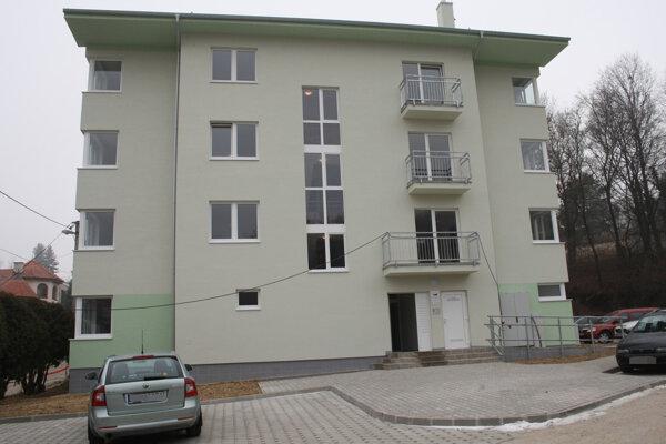Bojnická samospráva chce bytovky budovať aj v nasledujúcich rokoch.