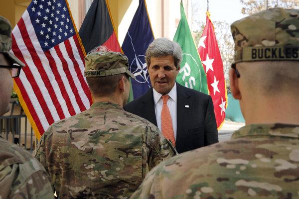 Kerry neohlásene prišiel do Afganistanu.