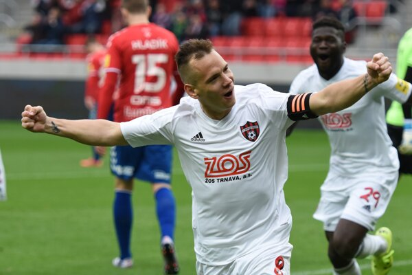 Kapitán Mikovič potiahol svoj tím k víťazstvu.