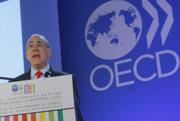 Generálny tajomník OECD Angel Gurría.