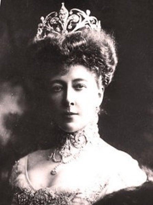 Princezná Štefánia