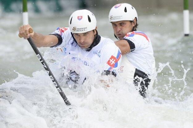 Ladislav a Peter Škantárovci si brazílske podmienky pochvaľujú.