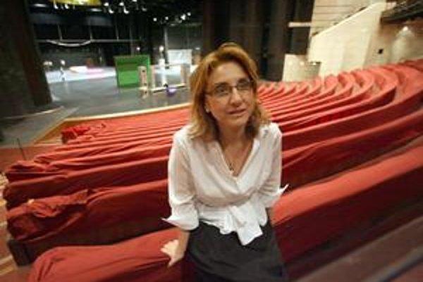 Riaditeľka Silvia Hroncová má ťažkú úlohu – vymenovať konečne schopného a vytrvalého riaditeľa Opery SND.