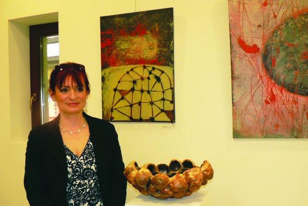 Výstavu Sone Mrázovej si môžete pozrieť v M'Art Print Gallery vo Veľkom Záluží.