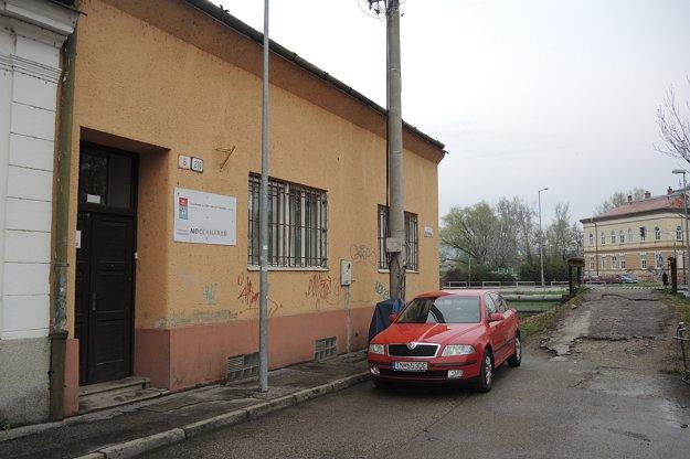 Dom na Nešporovej ulici.