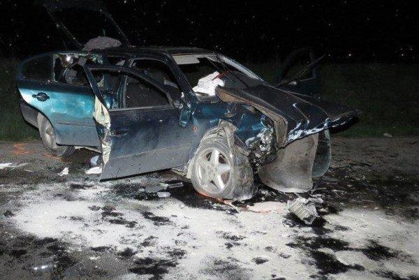 Pri zrážke vyhasol život 35-ročného vodiča.