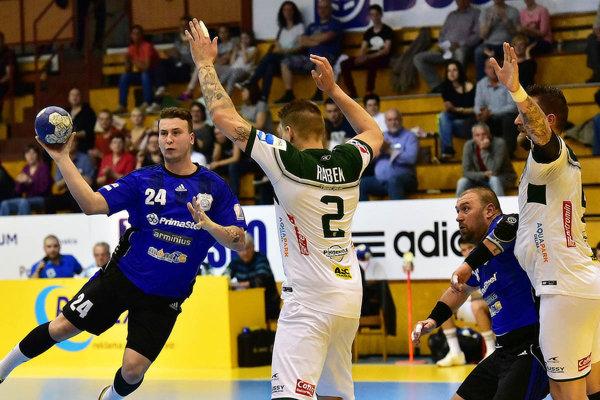 V semifinálovej sérii hádzanári Šale vyzvú majstrovský Prešov. Prvý zápas sa bude hrať v sobotu v Tatran Handball Aréne.