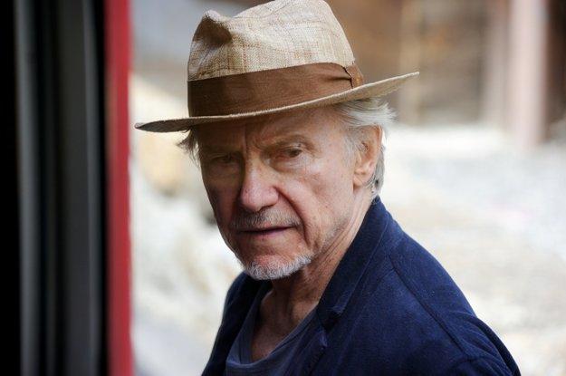 Harvey Keitel, rodák z Brooklynu, má 76 rokov.