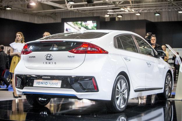 V prípade Hyundaiu je najväčšou hviezdou hybridný Ioniq.