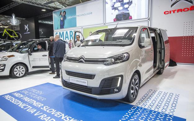 Citroën Spacetourer a Peugeot Traveller sa stali partnermi slovenského predsedníctva v Rade EÚ.