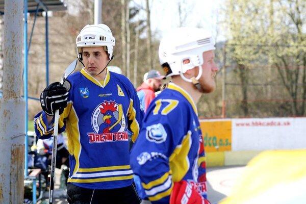 Michal Najdek (vľavo).