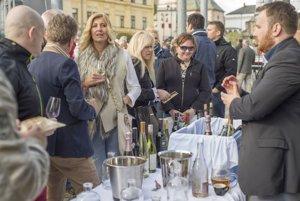 Vínšpacírka je jedným z kľúčových podujatí víkendu.