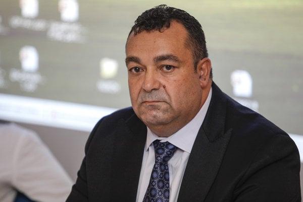 Generálny riaditeľ NÚSCH Mongi Msolly.