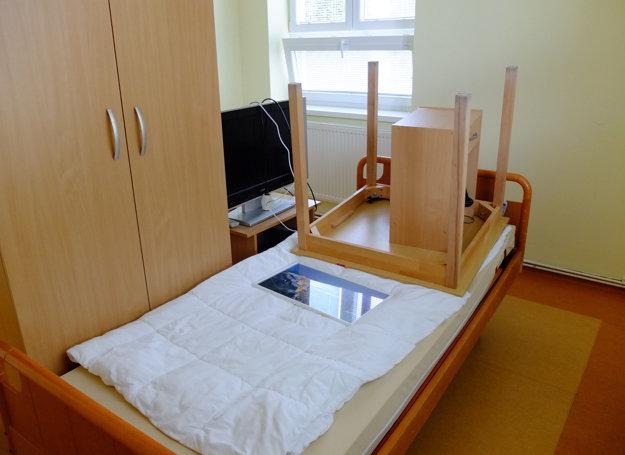 V minulosti tu ležali pacienti jednodňovej chirurgie.