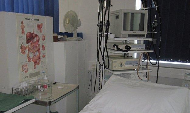 Špeciálne vyšetrenie pacientom urobí odborník v gastrologickej ambulancii.