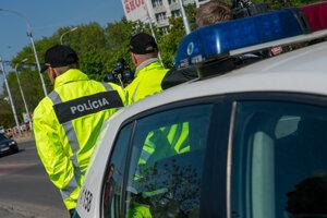 Policajný maratón 2016