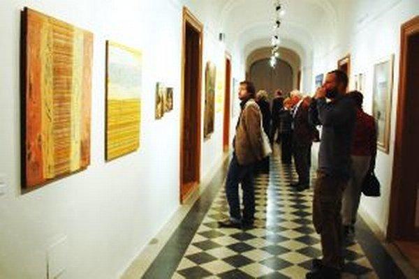 Pri príležitosti 50. výročia vzniku galérie otvorili výstavu Čože je to 50-tka!