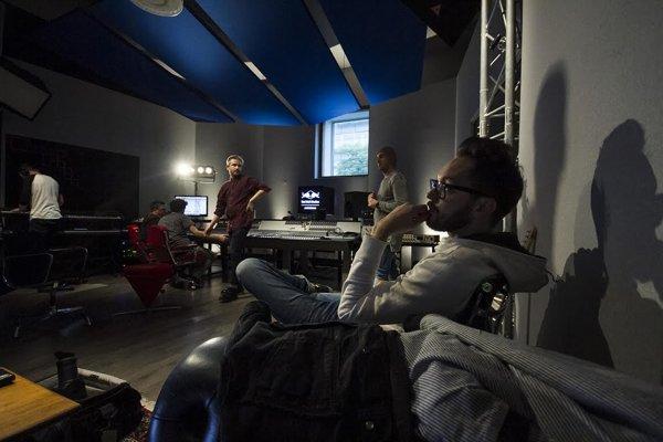 Svoj nový album nahráva skupina Talkshow v Holandsku. Bude sa v Holandsku aj počúvať?