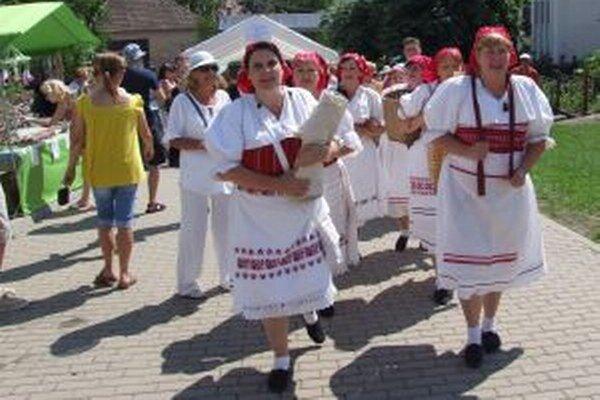 Baďančania sú súdržní. Ukázali to aj pred televíznymi kamerami.