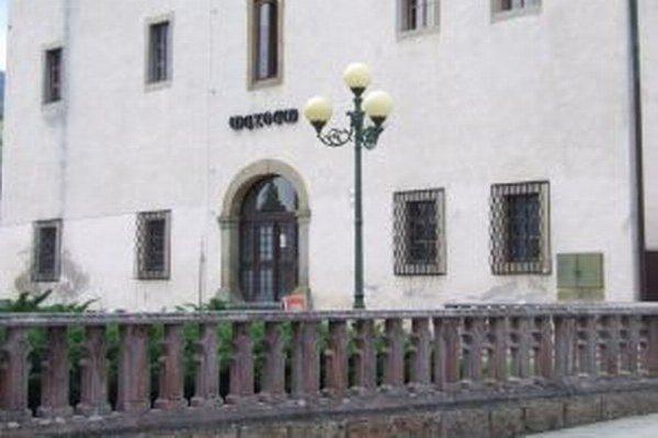 Pohronské múzeum v Novej Bani.