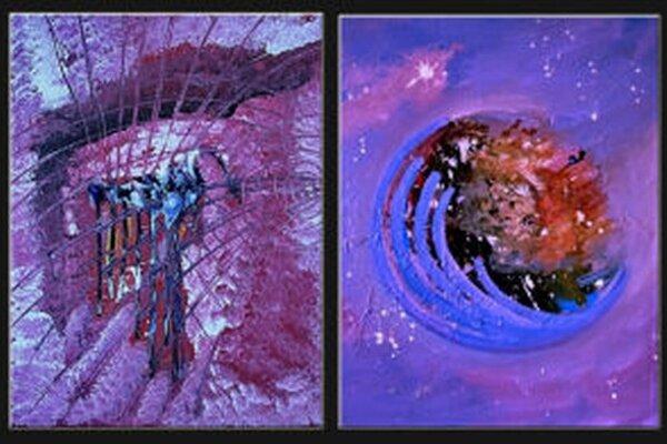 Abstrakcie Márie Šefferovej.