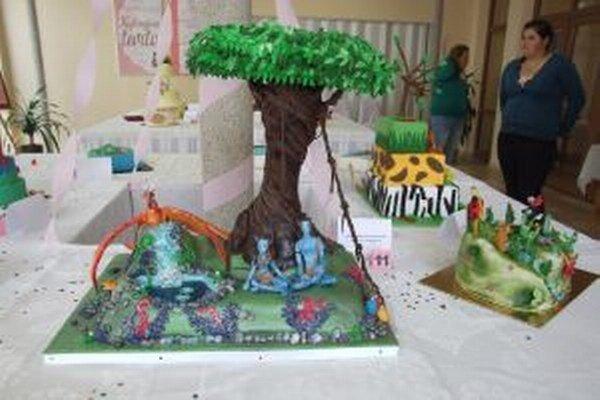 Inšpirovaná Avatarom. Túto tortu urobila profesionálna cukrárka.