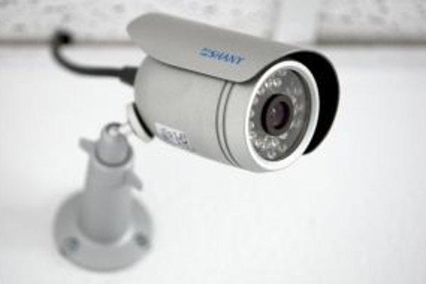 V Žiari pribudne päť stacionárnych a tri otočné kamery.