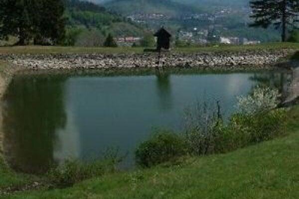 Utopenú ženu našli v tajchu Ottergrund.