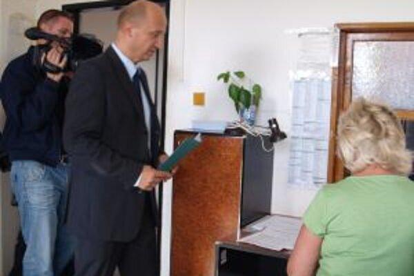 Trestné oznámenie pre podozrenie z rozkrádania eurofondov podal Ivan Černaj vlani koncom septembra.