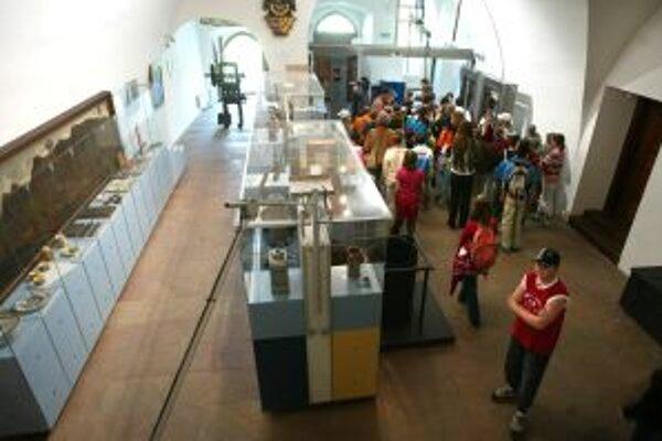 V múzeum mincí a medailí sa dnes uskutoční vernisáž novej výstavy.