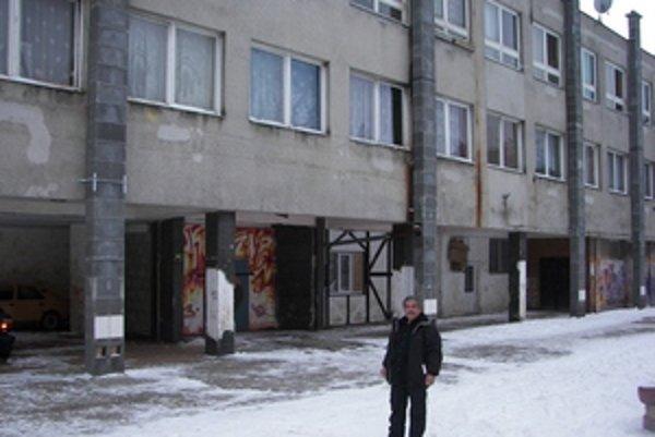Väčšina ľudí zo Šobova sa na komunálnych voľbách zúčastnila.