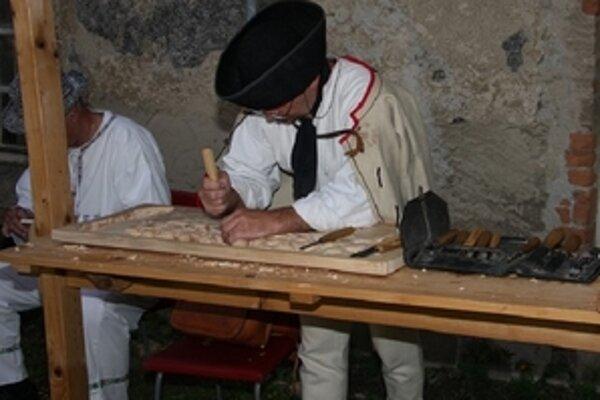 V Štiavnických Baniach má rezbárstvo silnú tradíciu.