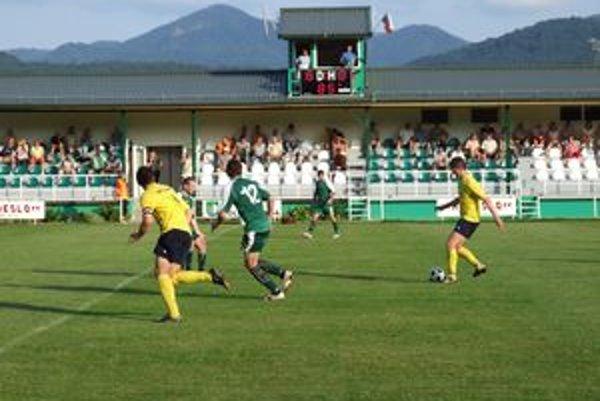 Dolnoždánčania vyhrali nad Námestovom hladko 6:0.