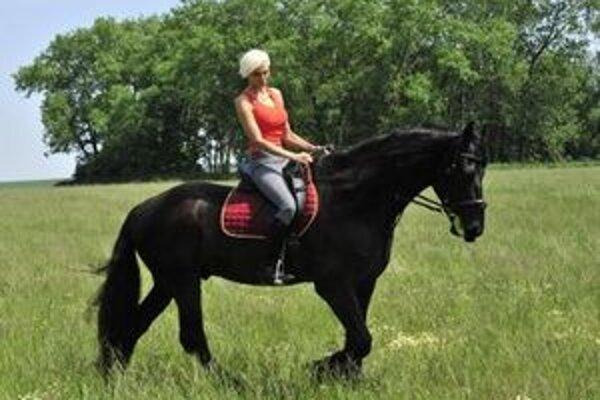 Jazda na koni vyžaduje vhodné lokality.
