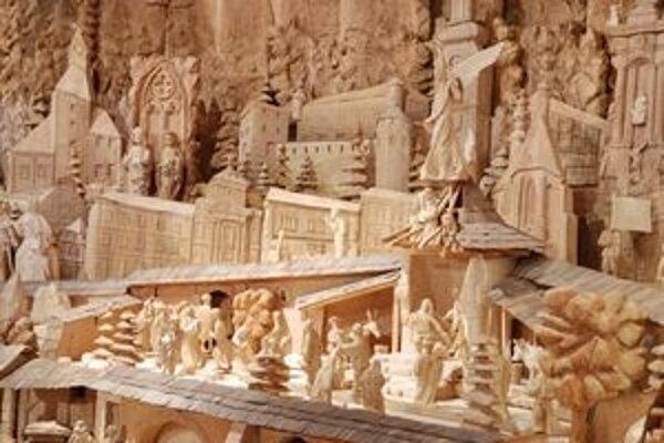 Betlehem zachytáva architektúru historického mesta aj život jeho obyvateľov.