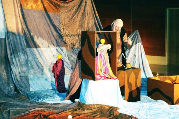Festival v Kanianke ponúkol viacero divadelných predstavení.