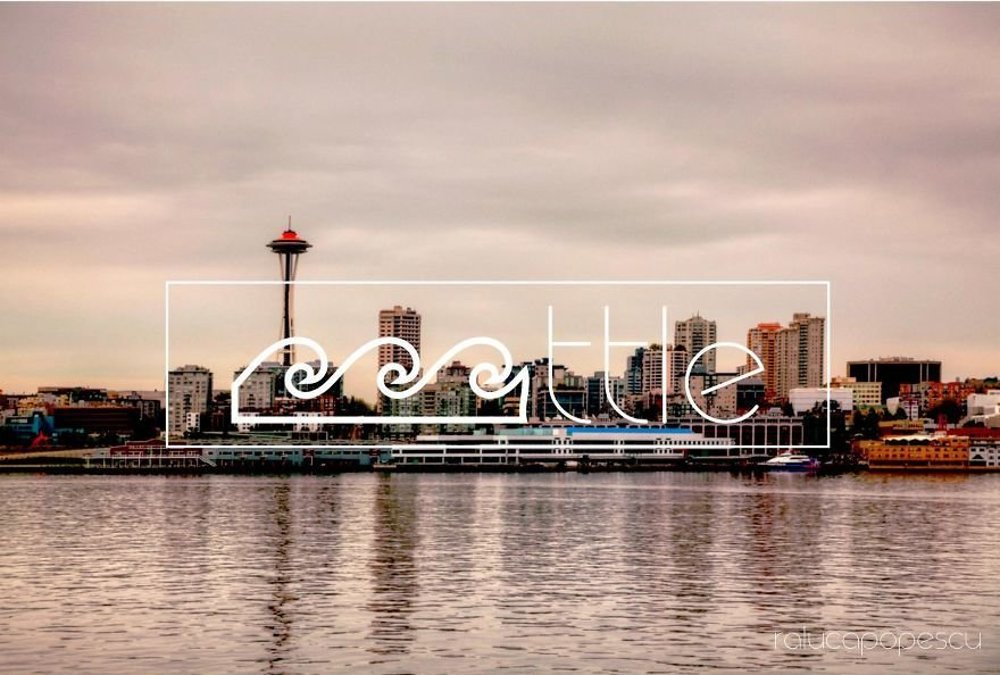 Seattle. angl. Sea(=more)+ttle