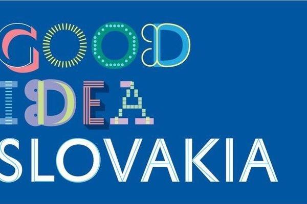 Nové logo a slogan Slovenska.