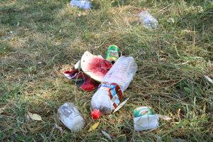 Enviromentálna akcia je zameraná na zbieranie odpadu v regióne.