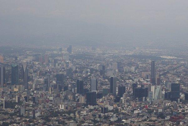 Mexico City (ilustračná fotografia).