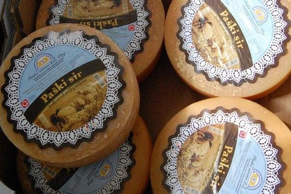 Pažský syr.