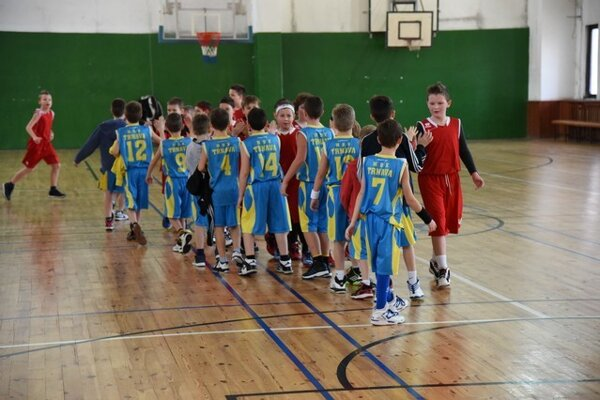 Mladé basketbalové nádeje sa dočkali.