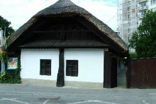 Dom ľudového bývania Šala