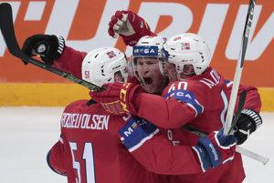 Nóri vyhrali zápas po predĺžení a majú úvodné dva body na turnaji.
